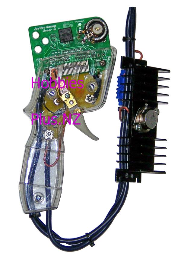 Cvsc slot car controller