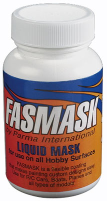 Parma Fasmask Liquid Mask 4oz Pi 40281