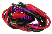 Silicone Power Supply/Test Leads  HP RG018