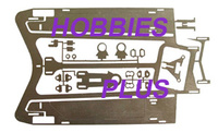 JK Chassis Kit 1/24th JK 1073