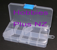 10 Compartment Container/Organiser,Bead,Craft,Parts,  HP 1