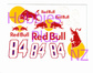 Go Fast Decals 2011 Red Bull  GFP 84RMC