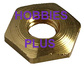 Sonic Guide Nut Brass SO 310-3s